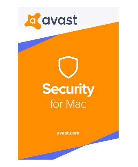 Avast Security för Mac
